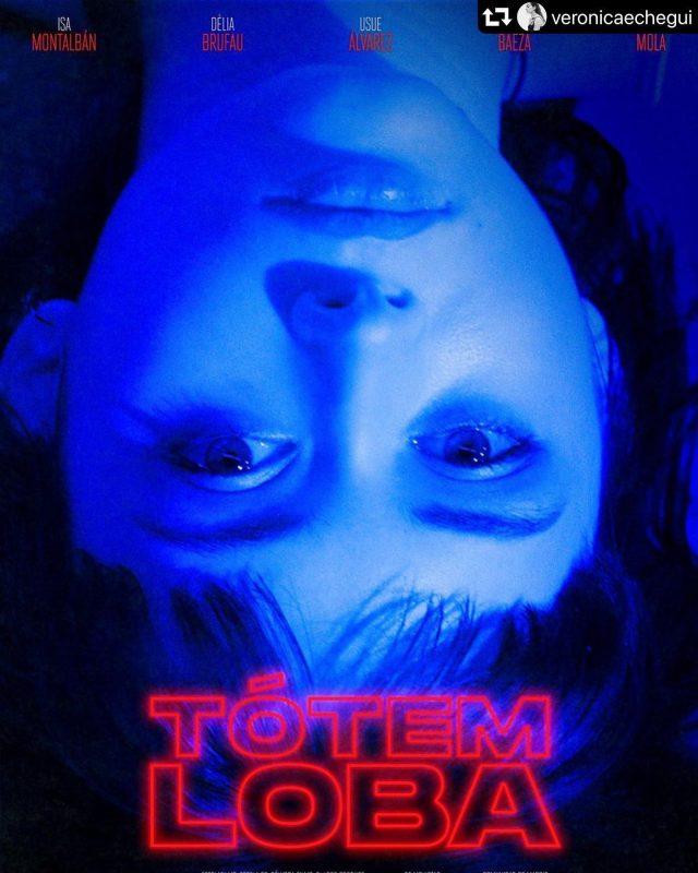 @isamontalban_ protagoniza #TotemLoba 💙 dirigida por @veronicaechegui . Mañana ESTRENO en @movistarplus !!!  •••••••••  #repost @veronicaechegui ・・・ #totemloba un cortometraje escrito y dirigido por mi 😍 que desde mañana podéis disfrutar ya en Movistar!!!  Una historia basada en lo que viví en las fiestas de un pueblo a mis tiernos 16 años... @estelafilms @polvorafilms @isamontalban_ @deliabrufau @elisadrabbenoficial @alexmola017 @fatimabaezam @julenalbaactor #sofiaalverola @plouazel @_jaimewang #lucaspulido #maurogarcia @lorenapagesp @agatabert @alexgarcia_web @pedrocedeno1 @joelbriand @jimmy_presley @elegonzalez6 @unaidemateos @alexsorianbrown