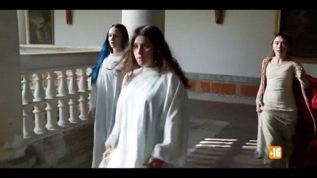 @_mariamercado y @nadialsaidi protagonizan la segunda temporada de @lacazatve @dlomagnolia 💙✨ Muy pronto #LaCazaTramuntana en @rtve 👏🏻👏🏻🔝🔝