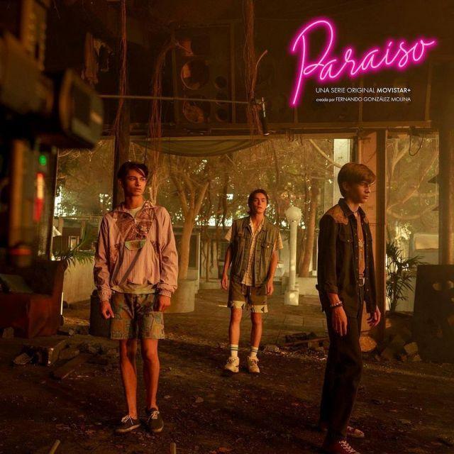 @cristian.lopez.z finaliza el rodaje de la segunda temporada de #Paraíso !! Súper orgullosa de todo lo que has dado, eres ÚNICO ❤️🔝